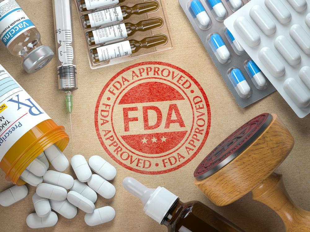 FDA process new drug approval