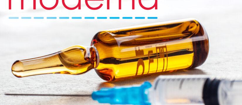 Moderna vaccine trials safety